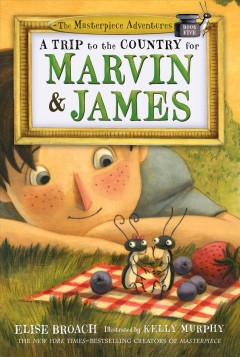 A trip to the country for Marvin and James cover image