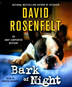 Bark of night cover image