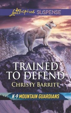 Trained to defend cover image