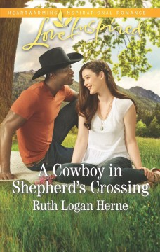 A cowboy in Shepherd's Crossing cover image