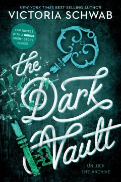 The dark vault cover image