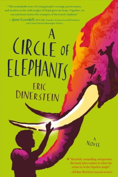 A circle of elephants cover image