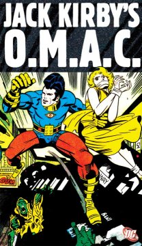 Jack Kirby's OMAC : [One Man Army Corps] cover image