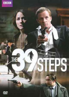 The 39 steps cover image