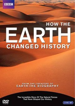 How the Earth changed history cover image