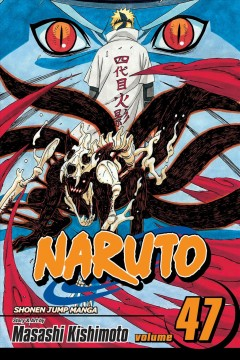 Naruto. 47, The seal destroyed cover image