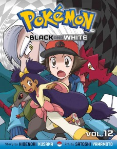 Pokémon black and white. Vol. 12 cover image