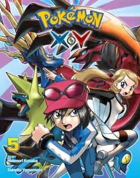 Pokémon XY. 5 cover image