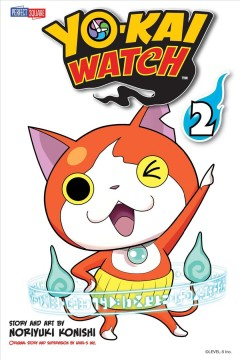 Yo-kai watch. 2, Beware the bristly germs cover image