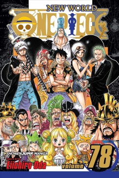One piece. 78, Champion of evil cover image