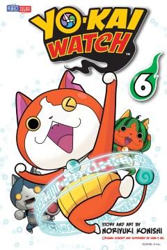 Yo-kai watch. 6, Jibanyan evolves cover image