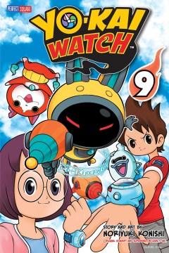 Yo-kai watch. 9, Toothache cover image
