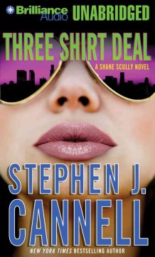 Three shirt deal a Shane Scully novel cover image