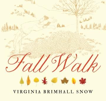 Fall walk cover image
