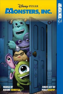 Monsters, Inc. cover image
