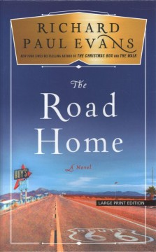 The road home cover image