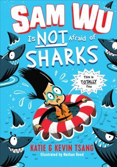 Sam Wu is not afraid of sharks cover image
