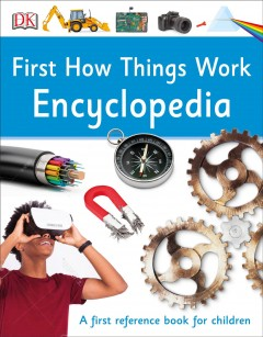 First how things work encyclopedia cover image