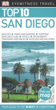 Eyewitness travel. Top 10 San Diego cover image