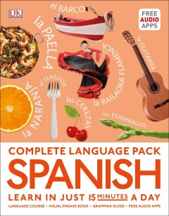 Complete language pack. Spanish cover image
