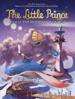 The Little Prince. Issue 23, The planet of Bamalias cover image