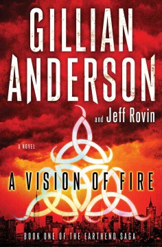 A vision of fire cover image