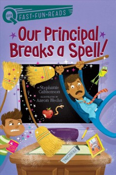 Our principal breaks a spell! cover image