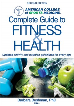 ACSM's complete guide to fitness & health cover image