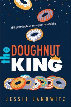 The doughnut king cover image