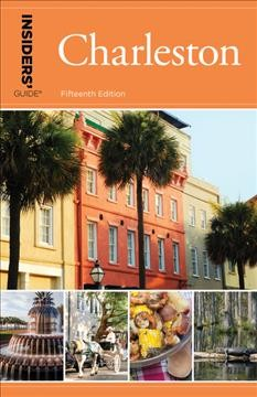 Insiders' guide to Charleston cover image
