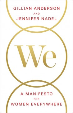 We : a manifesto for women everywhere cover image