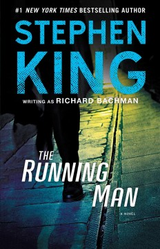 The running man cover image