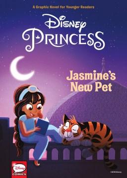 Jasmine's new pet cover image