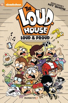 The Loud house. 6, Loud and proud cover image