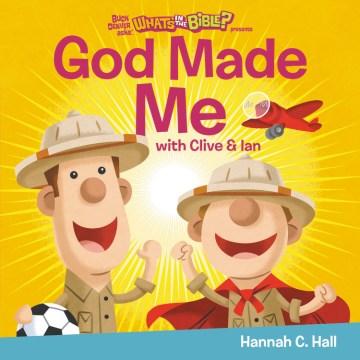 God made me cover image