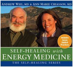 Self-healing with energy medicine cover image