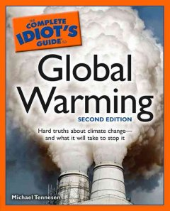 The complete idiot's guide to global warming cover image