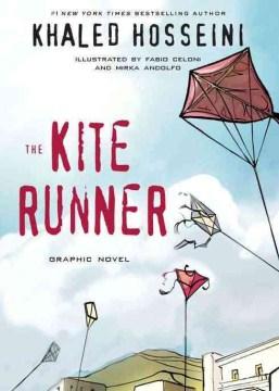 The kite runner graphic novel cover image