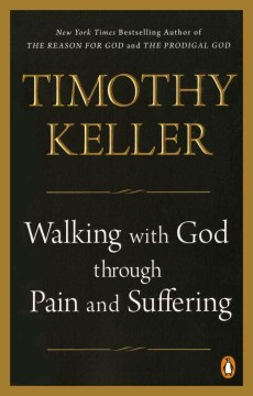 Walking with God through pain and suffering cover image