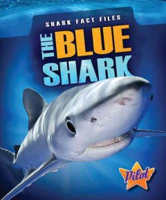 The blue shark cover image