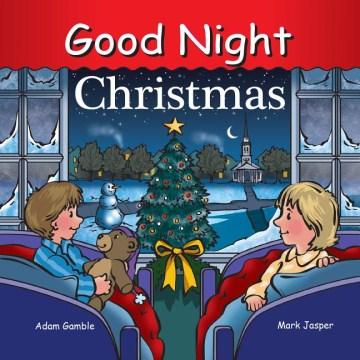 Good night Christmas cover image