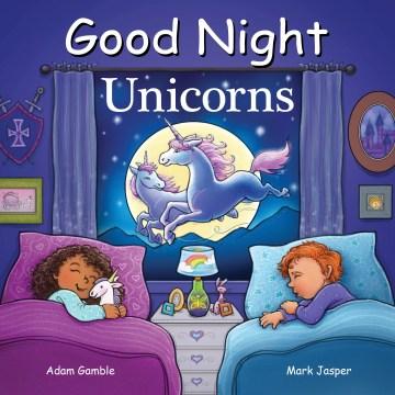 Good night unicorns cover image