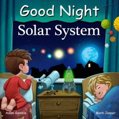 Good night solar system cover image