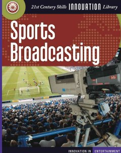 Sports broadcasting cover image