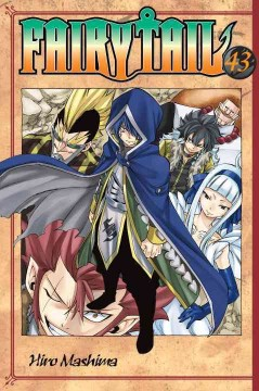 Fairy tail. 43, Face off cover image