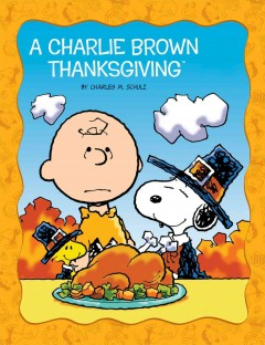 A Charlie Brown Thanksgiving cover image