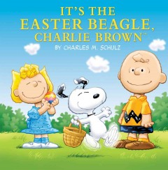 It's the Easter beagle, Charlie Brown cover image
