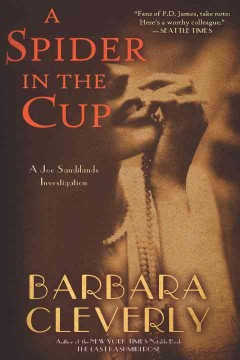 A spider in the cup cover image