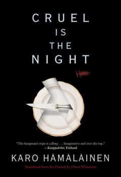 Cruel is the night cover image