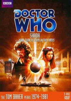 Doctor Who. Story 109, Shada cover image
